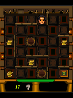 Mummy Maze - Symbian game screenshots. Gameplay Mummy Maze