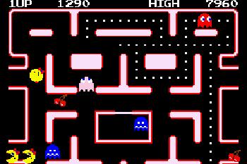 Namco Museum - Symbian game screenshots. Gameplay Namco Museum