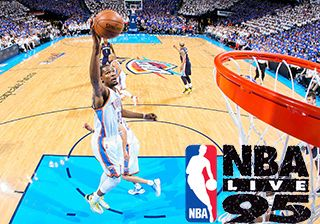 NBA live 95 download free Symbian game. Daily updates with the best sis games.