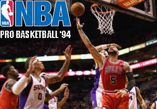 NBA Pro basketball '94 download free Symbian game. Daily updates with the best sis games.
