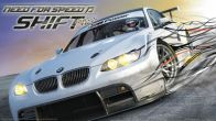 In addition to the sis game Raging thunder for Symbian phones, you can also download Need for speed: Shift HD for free.