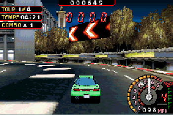 Need for Speed Underground 2 - Symbian game screenshots. Gameplay Need for Speed Underground 2
