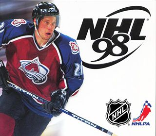 NHL 98 download free Symbian game. Daily updates with the best sis games.