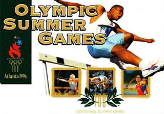 Olympic Summer Games: Atlanta 1996 download free Symbian game. Daily updates with the best sis games.