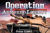 In addition to the sis game Pokemon Light Platinum for Symbian phones, you can also download Operation Armored Liberty for free.
