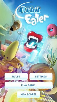 Orbit Eater - Symbian game screenshots. Gameplay Orbit Eater
