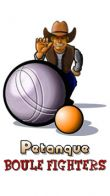 In addition to the sis game Real football 2010 HD for Symbian phones, you can also download Petanque Boule Fighters for free.