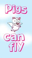 In addition to the sis game  for Symbian phones, you can also download Pigs Can Fly for free.
