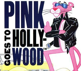 Pink goes to Hollywood download free Symbian game. Daily updates with the best sis games.
