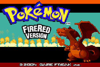 Pokemon: Fire Red Version - Symbian game screenshots. Gameplay Pokemon: Fire Red Version