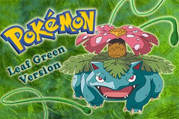 Pokemon: Leaf Green Version - Symbian game screenshots. Gameplay Pokemon: Leaf Green Version