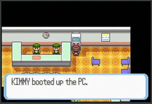 Pokemon: Sapphire Version - Symbian game screenshots. Gameplay Pokemon: Sapphire Version