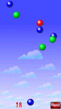 Pop it! - Symbian game screenshots. Gameplay Pop it!