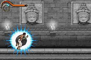Prince of Persia: The Sands of Time - Symbian game screenshots. Gameplay Prince of Persia: The Sands of Time