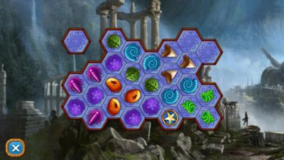 Puzkend - Symbian game screenshots. Gameplay Puzkend