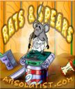 In addition to the sis game  for Symbian phones, you can also download Rats and Spears for free.