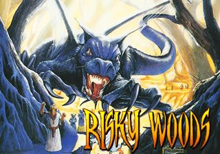 Risky woods download free Symbian game. Daily updates with the best sis games.
