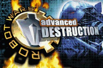 Robot wars: Advanced destruction download free Symbian game. Daily updates with the best sis games.