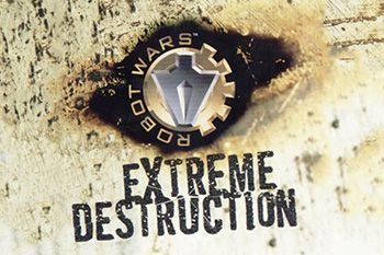 Robot wars: Extreme destruction download free Symbian game. Daily updates with the best sis games.