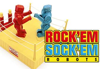 Rock Em Sock Em Robots download free Symbian game. Daily updates with the best sis games.