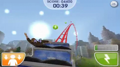 Rollercoaster Extreme S^3 Anna Nokia Belle