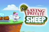 In addition to the Symbian game Saving Private Sheep for Nokia 5800 XpressMusic download other free sis games for Symbian phones.