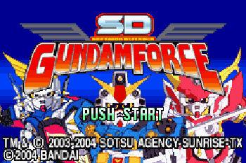 SD Gundam Force - Symbian game screenshots. Gameplay SD Gundam Force