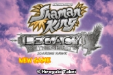 In addition to the sis game  for Symbian phones, you can also download Shaman King Legacy of the Spirits for free.