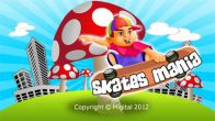 In addition to the sis game Gems memory for Symbian phones, you can also download Skates Mania for free.