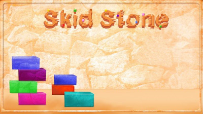 Skid stone - Symbian game screenshots. Gameplay Skid stone