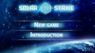 In addition to the sis game Blocked In for Symbian phones, you can also download Solar Strike for free.