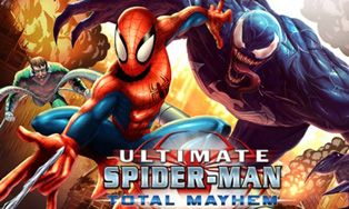 Spider-Man total mayhem HD - Symbian game screenshots. Gameplay Spider-Man total mayhem HD