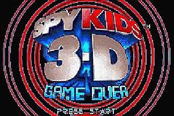 Spy Kids 3D Game Over download free Symbian game. Daily updates with the best sis games.