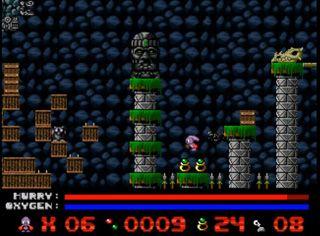 SQRXZ 3 - memenuhi bagian ketiga dari platform game yang indah gaya ...