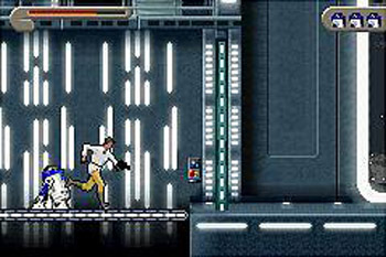 Star Wars Trilogy: Apprentice of the Force - Symbian game screenshots