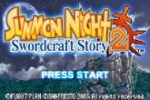 In addition to the sis game  for Symbian phones, you can also download Summon Night: Swordcraft Story 2 for free.