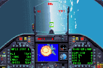 Super Hornet F/A 18F - Symbian game screenshots. Gameplay Super Hornet F/A 18F