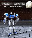 In addition to the sis game Glow Air Hockey for Symbian phones, you can also download Tech Wars Stormbasic for free.