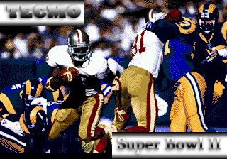Tecmo super bowl 2: Special edition download free Symbian game. Daily updates with the best sis games.