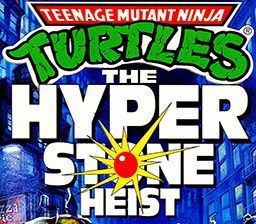 Teenage Mutant Ninja Turtles: The hyperstone heist download free Symbian game. Daily updates with the best sis games.
