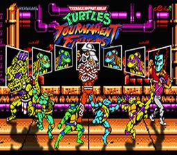 Teenage Mutant Ninja Turtles: Tournament fighters download free Symbian game. Daily updates with the best sis games.