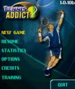 In addition to the sis game Shadow Warrior for Symbian phones, you can also download Tennis Addict for free.