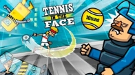 In addition to the sis game Need for Speed: Porsche Unleashed for Symbian phones, you can also download Tennis in the Face for free.