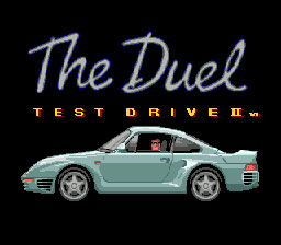 The Duel: Test drive 2 download free Symbian game. Daily updates with the best sis games.