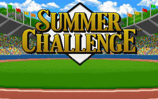 The Games: Summer challenge download free Symbian game. Daily updates with the best sis games.