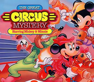 The great circus mystery starring Mickey & Minnie download free Symbian game. Daily updates with the best sis games.