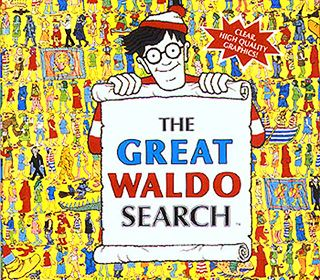 The great Waldo search download free Symbian game. Daily updates with the best sis games.