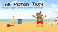 In addition to the sis game  for Symbian phones, you can also download The Moron Test for free.