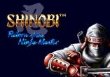 Shinobi 3: Return of the ninja master download free Symbian game. Daily updates with the best sis games.