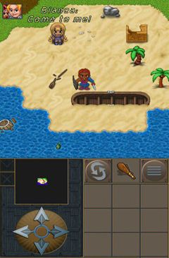 TibiaMe - Symbian game screenshots. Gameplay TibiaMe